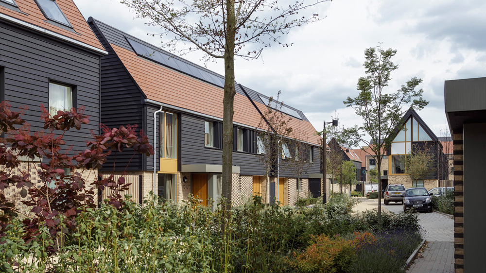 Abode at Great Kneighton wins top award at Civic Trust Awards