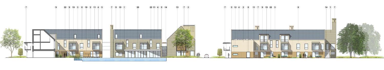 Steepleton Retirement Community | Proctor & Matthews Architects