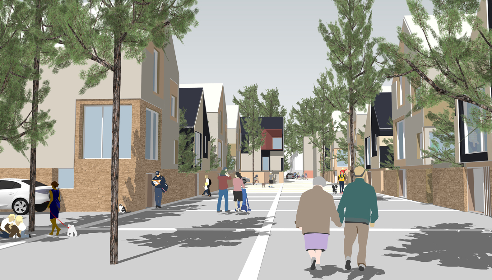 Tweedbank shortlisted for Masterplan of the Year at the AJ Architecture Awards