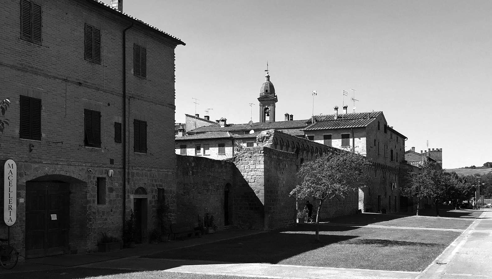 My Kind of Town: Buonconvento is my happy place