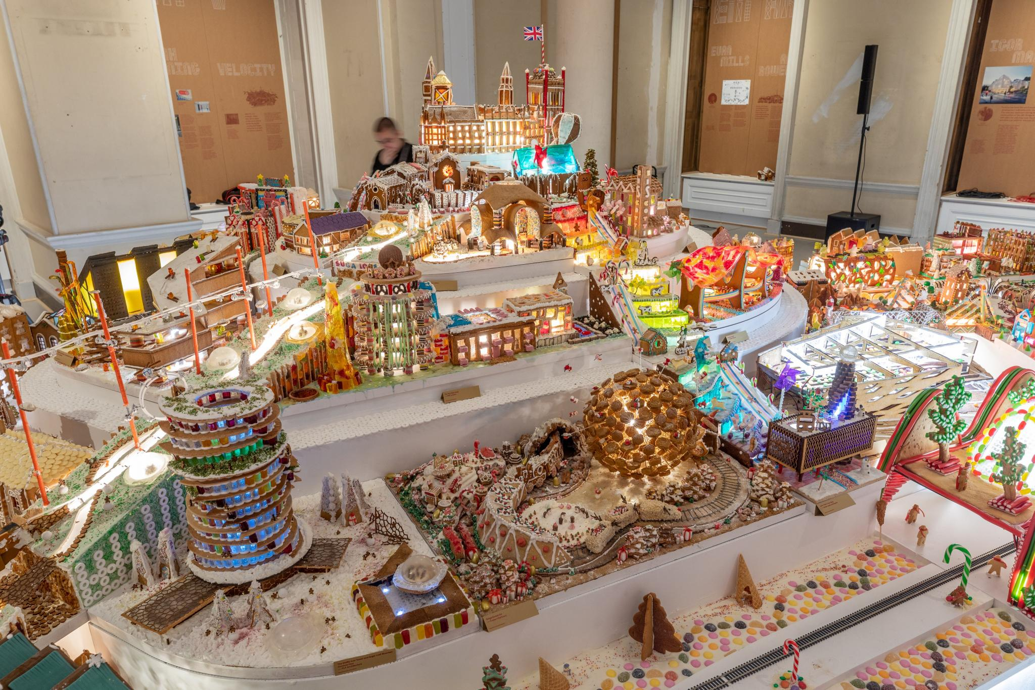 Gingerbread City 2019