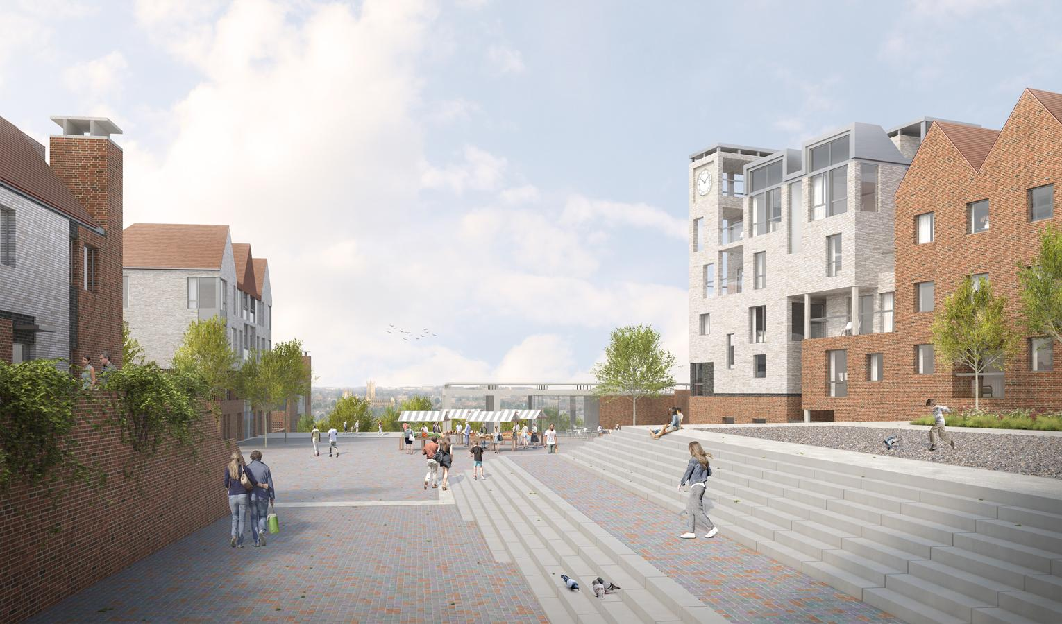Planning Consent Granted For Mountfield Park Canterbury