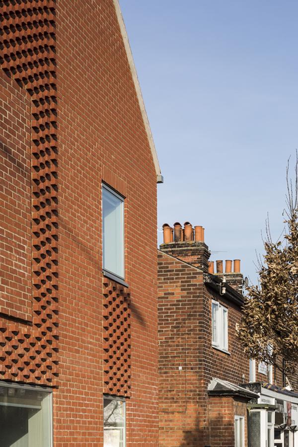Hargood Close Colchester Proctor Amp Matthews Architects