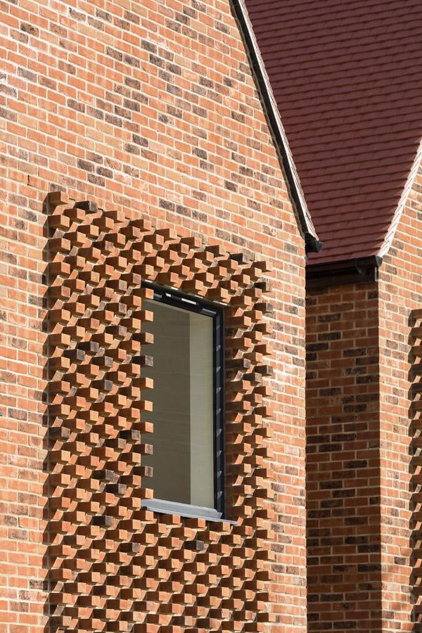 Horsted park wins brick award proctor matthews architects for Brick architecture styles