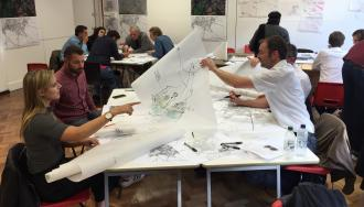 Stephen Proctor is invited to take part in the Urban Design Autumn School at  UCA Canterbury