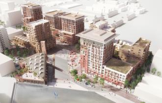 Thamesmead masterplan and new civic quarter revealed