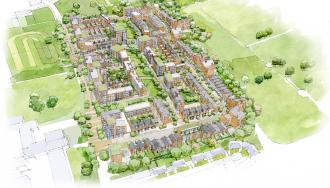 Eastfield Estate is shortlisted for a New London Award