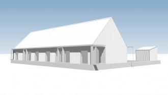 Benbecula cottages receive planning permission