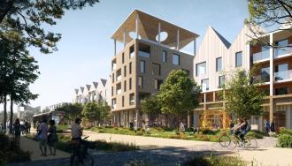 Proctor & Matthews partners with Urban Splash and Homes England to deliver new town quarter in Northstowe