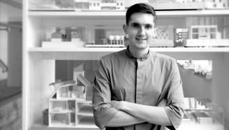 Congratulations to our newly qualified architect Harrison Symonds