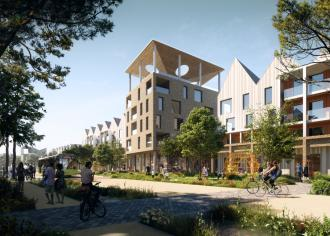 Inholm, the second phase of Northstowe receives planning permission