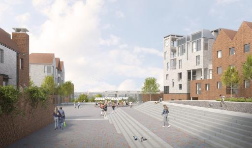 Proctor & Matthews lodges plans for 'garden-city' homes in Canterbury