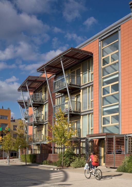 Greenwich Millennium Village featured in Smart Homes and Communities
