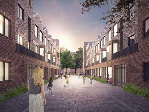 Eastfields Masterplan
