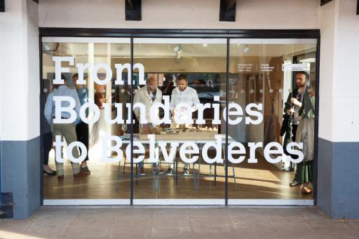 From Boundaries to Belvederes, London Festival of Architecture, 2019